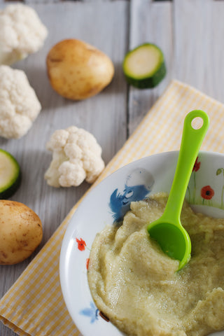 Baby First Foods Four Months Old Mixed vegetable baby puree