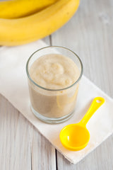 Banana Baby Food Puree