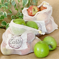 Little Mashies reusable organic mesh bags