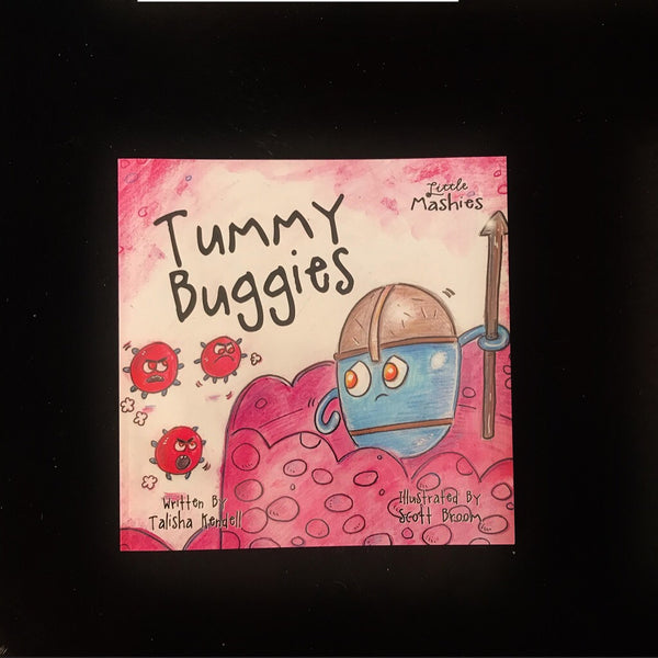 Tummy Buggies Book