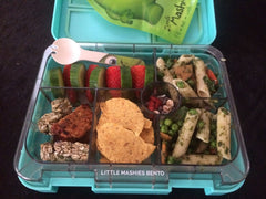 Little Mashies leakproof bento lunchbox
