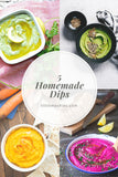 Little Mashies 5 Homemade Dips