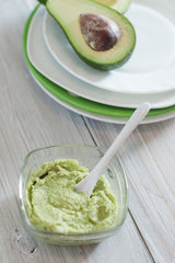 Avocado Baby Food Puree