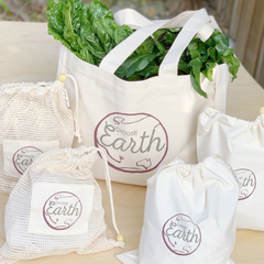 Little Mashies shopping bags