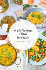Little Mashies 6 Delicious Dhal Recipes