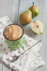 Pear Baby Food Puree