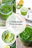 7 Homemade Pesto Recipes