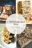 Little Mashies 7 Homemade Seed Bars