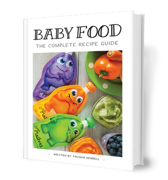Fresh Baby Food Recipe Book