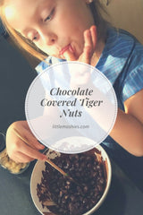 Little Mashies Chocolate Covered Tiger Nuts