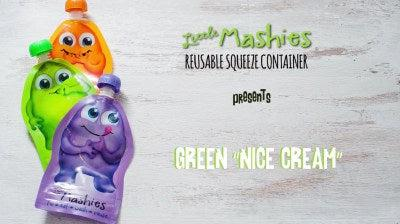 Green Healthy Kids Nice-Cream