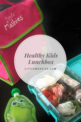 Little Mashies Healthy Kids Lunchbox