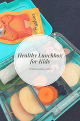 Little Mashies Healthy Lunchbox for Kids