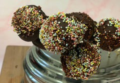 Little Mashies Healthy Cake Pops