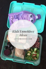 Little Mashies Kids Lunchbox Ideas