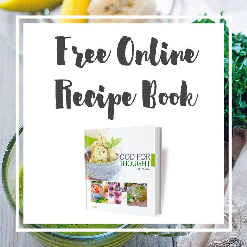 Let us help you with recipes