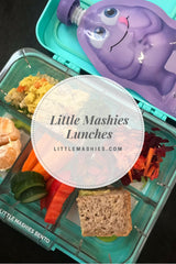 Little Mashies Lunches