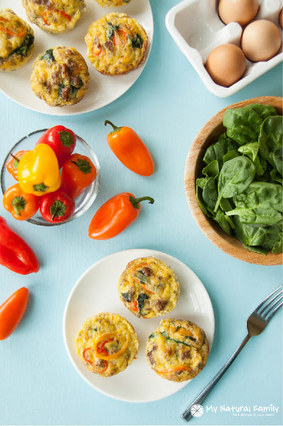 Quick and Easy Paleo Egg Muffins Recipe