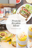 Little Mashies Protein Breakie Ideas