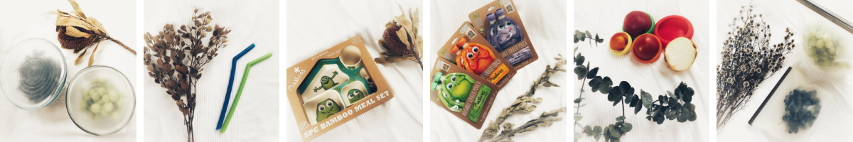 Little Mashies food wraps, Little Mashies reusable straws, Little Mashies reusable baby food pouches
