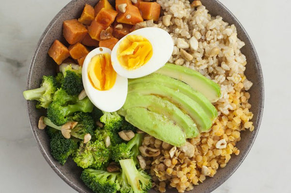 Winter Buddha Bowl for Amazing Health