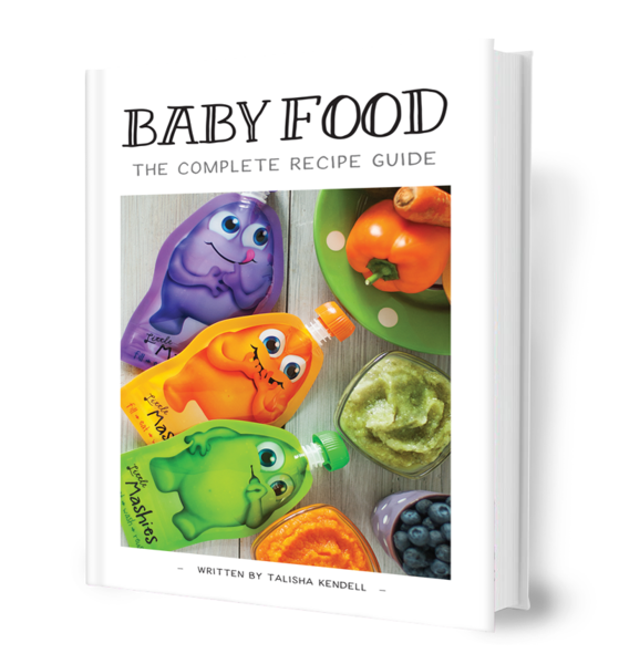 Baby Food: The Complete Guide (printed edition)