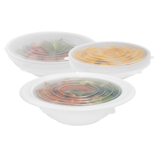 Little Mashies Jumbo Bowl Covers 3pk (25cm to 31cm)