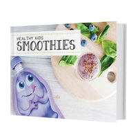 Our Little Mashies healthy smoothies recipe book contains 20 of our most popular smoothies
