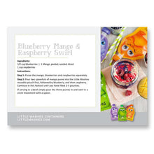 Little Mashies Healthy Kids Smoothies eBook sample page