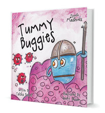 Little Mashies Tummy Buggies Book