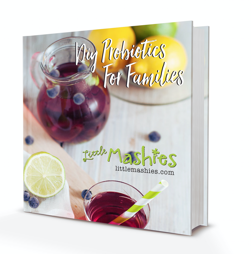 DIY Probiotics for families ebook is a must have