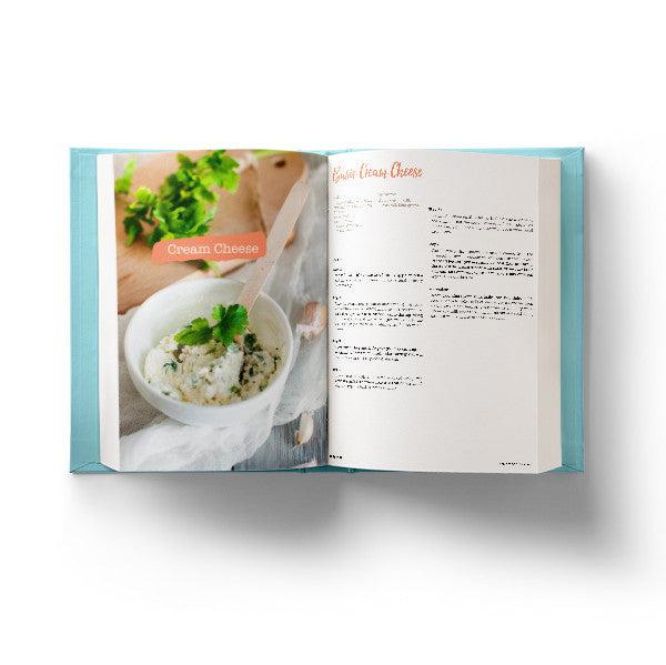The cream cheese and dip chapter is awesome for snacks for little ones, for dipping in vege sticks, crackers or using as probiotic spreads on sandwiches.