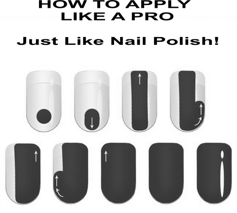 how to apply polish like a pro