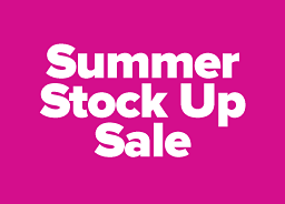 Pro Gel Square Nail Tips Summer Stock Up Sale