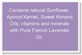 Mani+Pedi OIL  *Sweet Lavender (Roll-On) 1/2 FL. OZ.