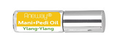 Mani+Pedi OIL  *Ylang-Ylang (Roll-On) Trial Size