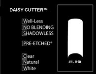 40 CT. - DAISY CUTTER™ - CLEAR - REFILL