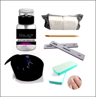 Aneway® Pro Nail Salon Soak-Off Removal Kit