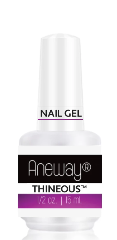 THINEOUS™ UV/LED PRO NAIL GEL - The Thinnest Gel In The Nail Industry! Create Your Own Gel Nail Polish!