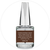 Mani+Pedi™ OIL  *French Vanilla Kiss (Brush-On) 1/3 FL. OZ.