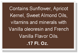 Mani+Pedi OIL  *French Vanilla Kiss (Spray-On) 1/2 FL. OZ.