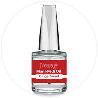 Mani+Pedi™ OIL *Gingerbread (Brush-On) 1/3 FL. OZ.