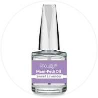 Mani+Pedi™ OIL  *Sweet Lavender (Brush-On) 1/3 FL. OZ.
