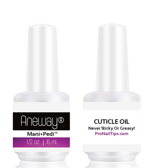 Anyway® Mani+Pedi™ PRO CUTICLE OIL (Signature Scent) UN-SCENTED