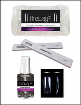 "PRE-ETCHED® ""Ultra Clear"" Pro Gel Tip™ 