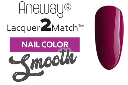Aneway® SKINNY DIP™ Lacquer To Match!™ | SMOOTH NAIL COLOR | SOPHISTICATED