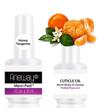 Anyway® Mani+Pedi™ PRO CUTICLE OIL (Honey Tangerine)