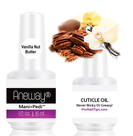 Anyway® Mani+Pedi™ PRO CUTICLE OIL (Vanilla
