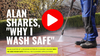 "Alan Shares, ""Why I Wash Safe"". Professional Pressure Washers Share Why They Use Wash Safe Eco Friendly Cleaning Chemicals"