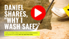 "Daniel Shares, ""Why I Wash Safe"". Professional Pressure Washers Share Why They Use Wash Safe Eco Friendly Cleaning Chemicals"
